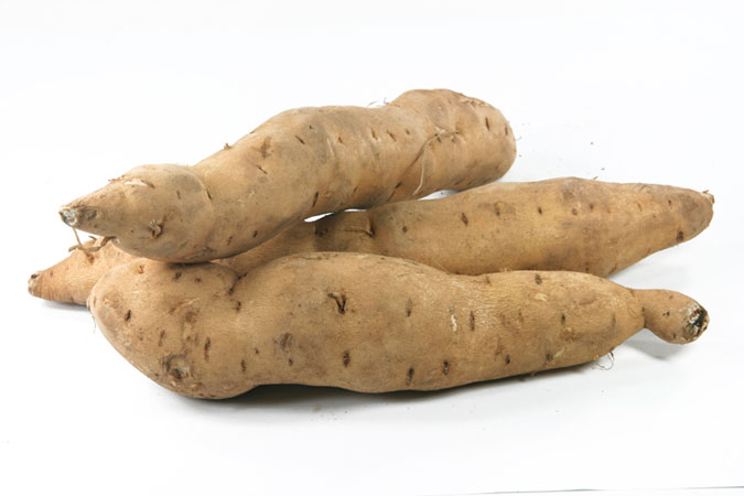 Sweet potatoes are a super food Grow Your Family Strong